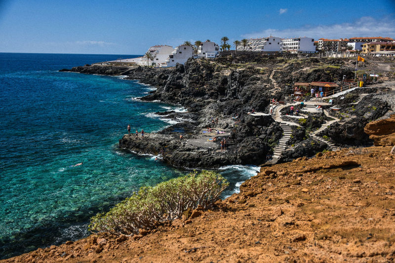 Traveling Horizon Over Water Outdoors Sea Coastline The Great Outdoors Eye4photography  EyeEm Best Pics Travel Destinations Our Best Pics The Weekend On EyeEm Hera Travel Tenerife The Greatest View From Here The Photographer EyeEm Best Shots Blue Sky Water Nature The Turist