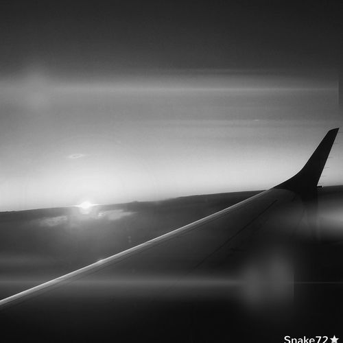 flying around the world Hanging Out Taking Photos EyeEm Best Shots Blackandwhite My Noir Life Escape Of The Dark Dimension PicFeeling Perspectives Sunset Enjoying The Sun