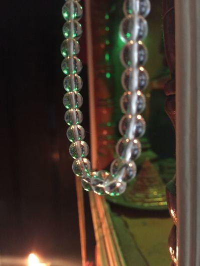 No People Necklace Close-up Chain Indoors  Day Bhaktimala Praychain EyeEmNewHere The Week On EyeEm Filament