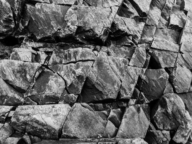 Perspectives On Nature Backgrounds Close-up Day Full Frame Nature No People Outdoors Pattern Rock - Object Rough Stack Textured