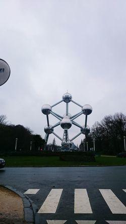 Brussels Atomium First Eyeem Photo