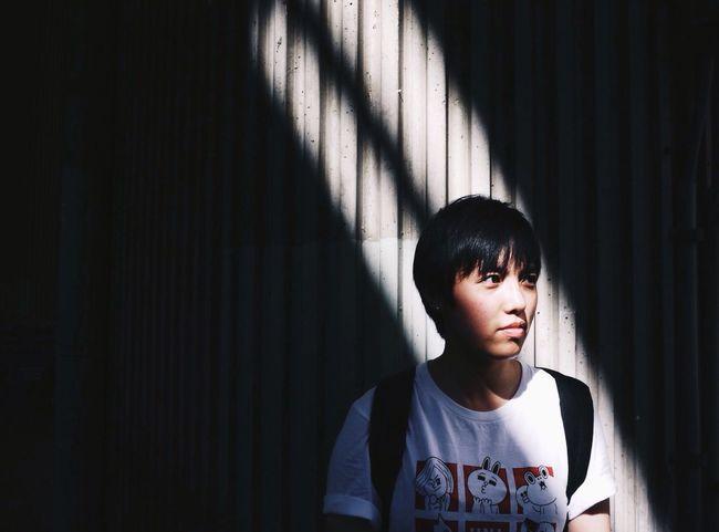 Shadow Sun Rays Sun Light Minimal Hk Sunny Day Tin Hau Natural Light Portrait Showcase June Summer Exploratorium The Street Photographer - 2018 EyeEm Awards HUAWEI Photo Award: After Dark