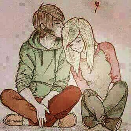 U r my hart