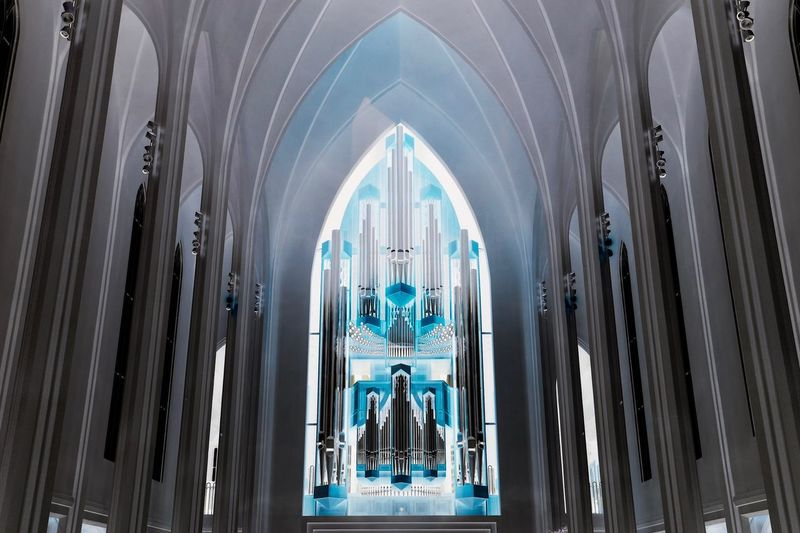 TakeoverMusic ice orgue
