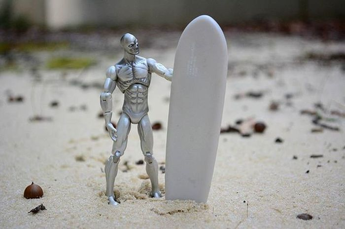"""I love this board bro!"" Toyonlocation Toy_nerds Toycrewbuddies Silversurfer MarVal Comics Heavymetal Surfing Toyphotography Toystagram Toyoutsiders Toptoyphotos Ata_dreadnoughts _tyton_ Toyartistry Toy_realism Capturedplastic Toyjuice Actionfigures Epictoyart"