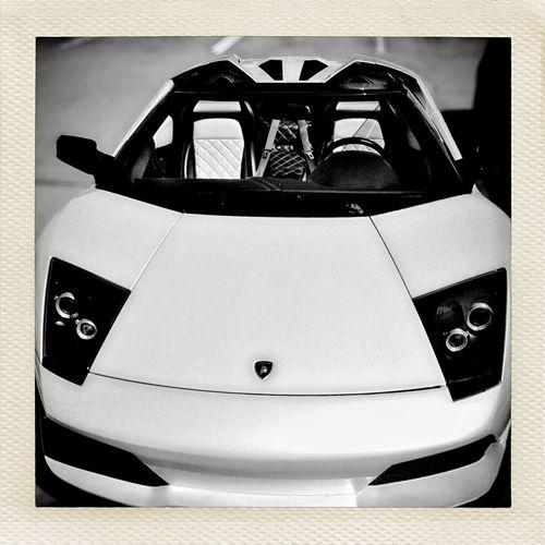 No People Close-up Day Car Lamborghini