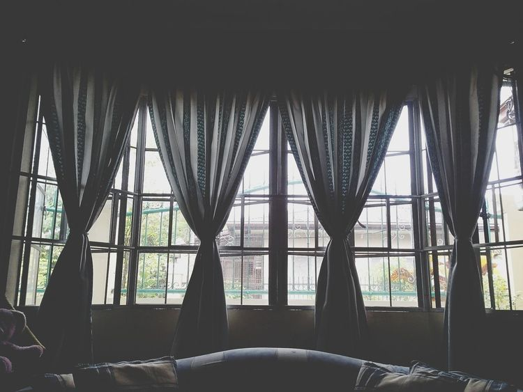 rainy season is coming in - Rainy Afternoon. Window Pane @Home