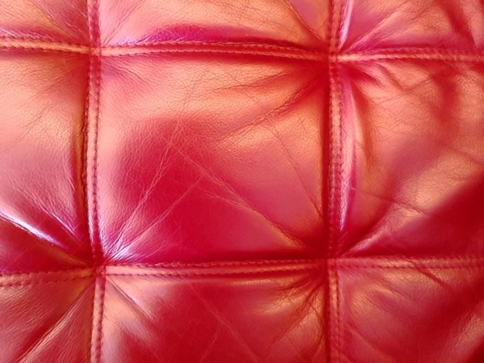 Red sofa detail Red Sofa Red Couch Sitting Elegant Knallrot Rotes Sofa Hintergrund Background Texture Gift Backgrounds Red Full Frame Textured  Wrapping Paper Pattern Close-up Square Shape Rectangle Geometric Shape Grid Seamless Pattern