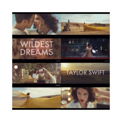 Taylor Swift/ WILDEST DREAMS💜🌻