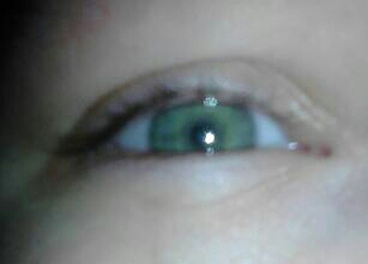 I Love How My Eyes Look After Im Done Crying. ^.^