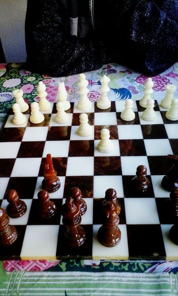 Chess Marmol Game EyeEmNewHere