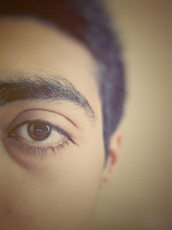 My eye 😀😀😜