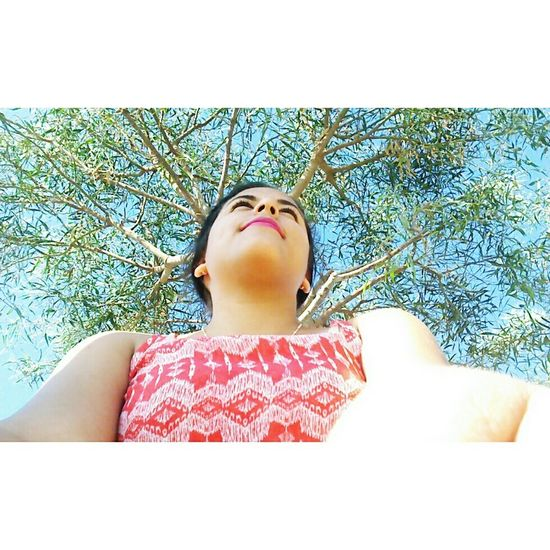 Tranquility One Person Eyes Closed  ✌Peace✌