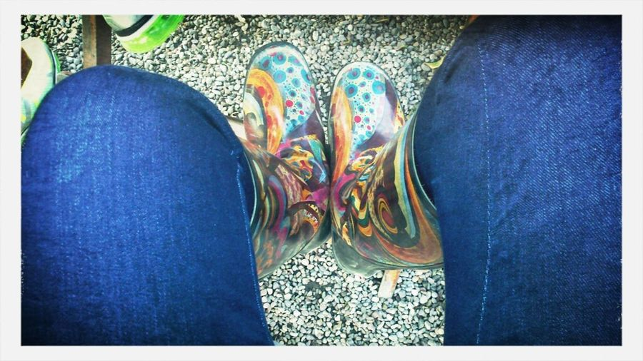 Raining Boots