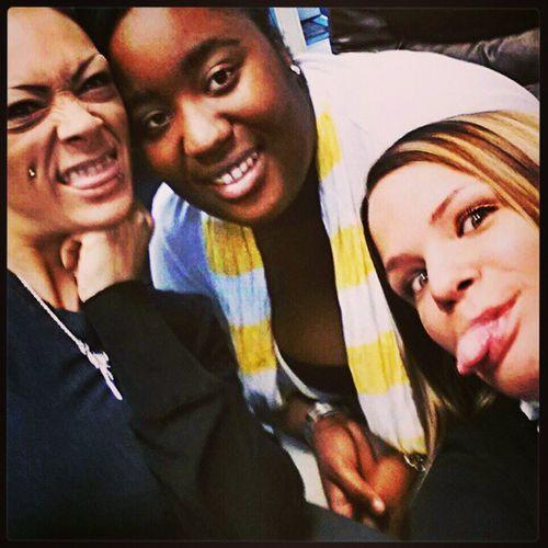 My Girls Educationsource Lovethesegirls Workbuddies friends idbelostwithoutyouguys happy sillyfaces @mari_diaz @mommy_mode everythingheadsNORTH northbreezy