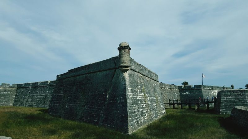 Fortress Castle San Marcos St Augustine, FL GetbetterwithAlex Fresh On Eyeem