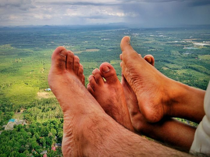Above the world... World High Up Feet Happy Feet Couple Couple Feet Green Lush Green Happiness World From Above Nature Clouds Dark Clouds Rain Cloud Shadow Landscapes With WhiteWall Spotted In Thailand Flying High Long Goodbye TCPM BYOPaper! The Great Outdoors - 2017 EyeEm Awards The Photojournalist - 2017 EyeEm Awards Press For Progress This Is Masculinity Go Higher Going Remote Focus On The Story