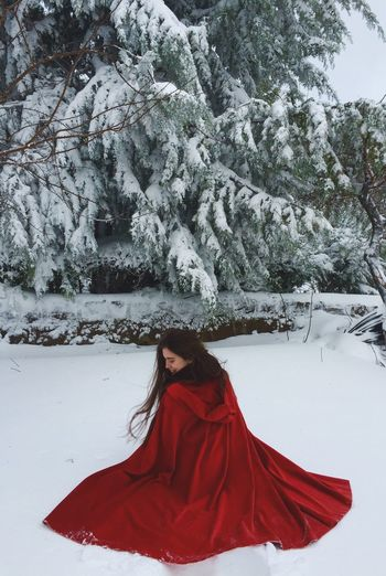 My Unique Style is my Cape  I'm the Redridinghood Littleredridinghood Photography