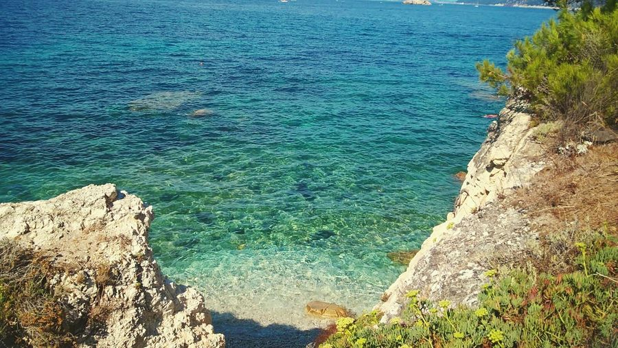 Mare. Italia. Isola d'elba First Eyeem Photo