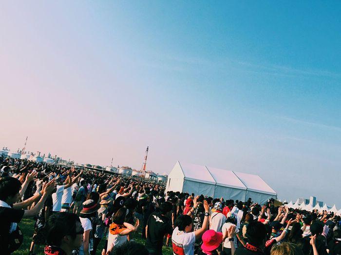 Rock Festival! 神奈川 Kanagawa Music Rock 夏フェス DEAD POP FESTiVAL2015