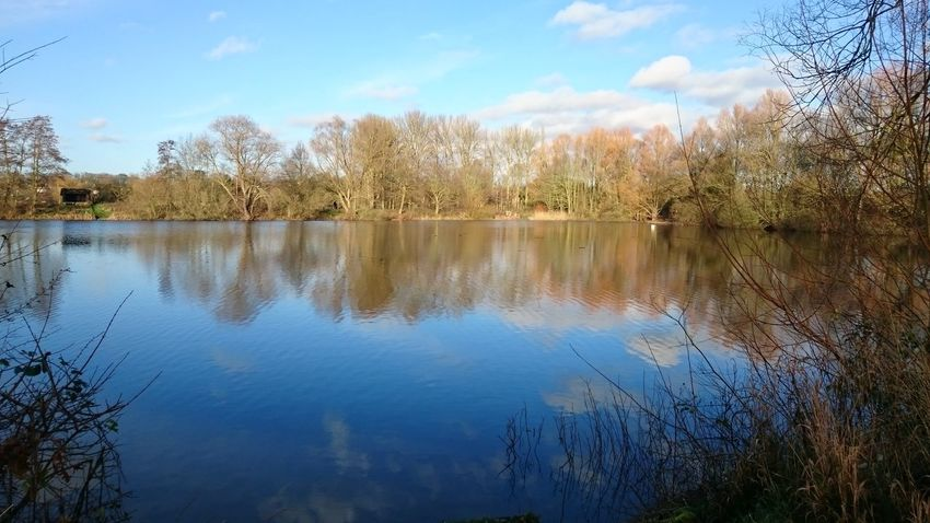 Lovely Winters Day Walking Around Taking Photos Barnwellcountrypark Water Reflections Water Water Reflection Water_collection Oundle Country Park Nature Nature_collection Nature Photography Beautiful Beautiful Nature Beautiful Day