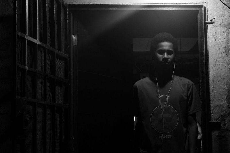 No e salido a tomar fotos :/ Portrait Stuckathome Black & White Monochrome Self Portrait