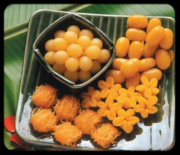 Thai sweetmeat.....