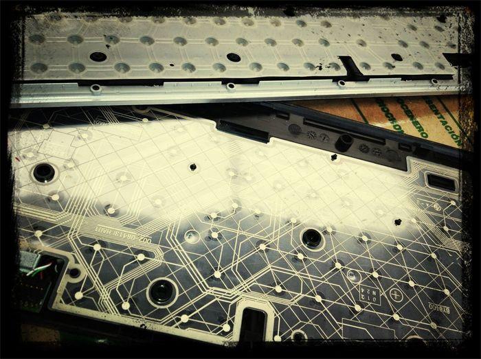 Limpiando mi teclado de la PC YoDeIngenioso