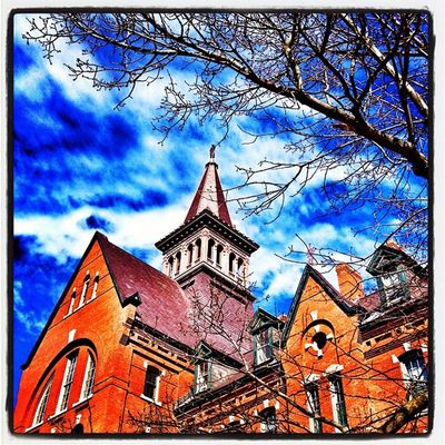 Branched Out Old Mill. #btv #vt Vermont_scene Architecture Structure Building Red University Vermont Vt Btv Uvm Vt_scenery Vermont_scenery 802 Oldmill Vt_scene