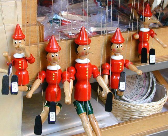 Pinnochio puppets in Venice shop Italy Pinnochio Puppet Shop Souvenir Souvenier Venice Italy Travel Eyeem Travel