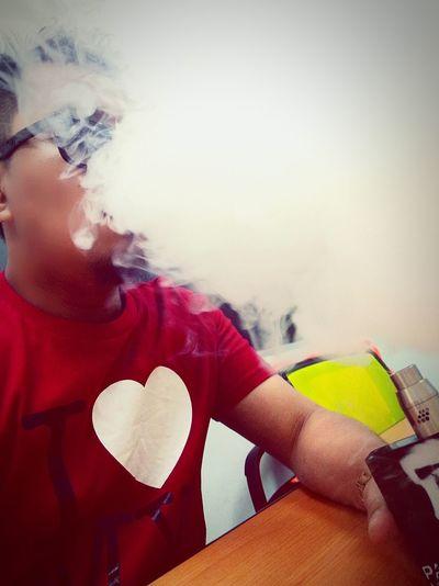 I eat cloud..everyday