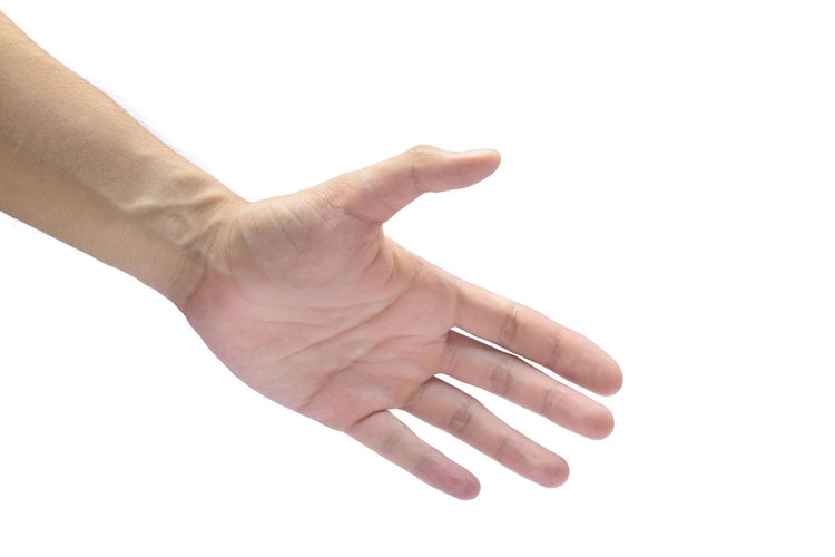 Hand for a