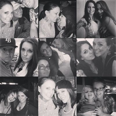 These are the people that make living so far away..so hard. RideOrDie Gfbf Mymonkey Tayday mybestfriends imissthem @ellemnop32110 @alexandriaguy @lindsayjackson3 @teylerdely @spockrocker