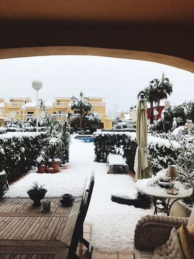 DÉNIA Winter 2017 ❄️ Snow