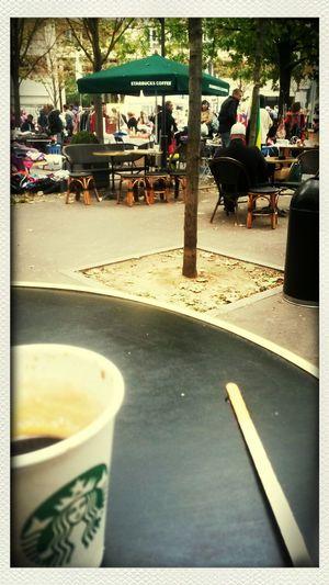 Dimanche Courbevoie Coffee Brocante