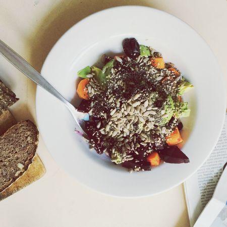 Love ♥ Salads Seeds Chia Chia Seeds Sunflower Seeds Sesame Seeds Redbeet Avocado Empowering Omega 3 Superfood Superfoods Superfoodsuperboost