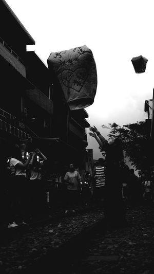 Deceptively Simple Blackandwhite Taiwan Travel