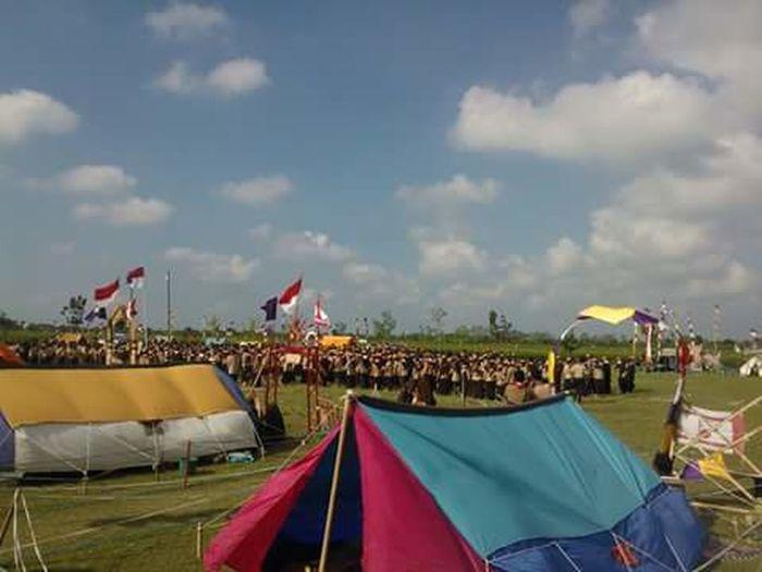Perkemahan Pramuka 2016 Gerakan Pramuka 2016 No Edit Eyeem Education EyeEm Indonesia Jamboreindonesia2016 Persami2016 Hanging Out No Editing