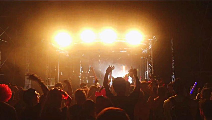 Light Spotlight Music Electro Electricrun Party Paris Festival Party Time! Electronic Music Shots