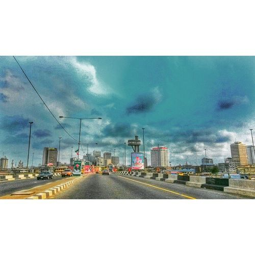 Welcome to the Island.. Lagos Eko IsálèÉko LagosIsland HDR SamsungMobile Samsung SamsungS4Mini instashot nocrop PhoneCamera CarRide SmartPhonePhotography PhonePhotography PhoneEdited CarterBridge Apongbon Cartoonish SnapSeed LifeOfaCameraGuy LifeOfaLereBoy iamEdAce
