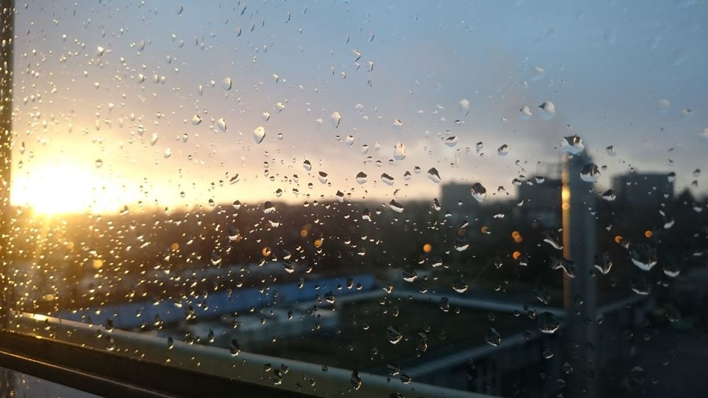 Studying Taking Photos ❤ Colors Sunset Rainy Day Light Sunshine Great Feeling Sun_collection Sun