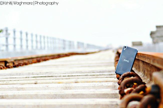 Outdoors Day Track Railway Mumbai HTC HTC Desire EYE Navi Mumbai India Nikon EyeEmNewHere Eyeemphotography