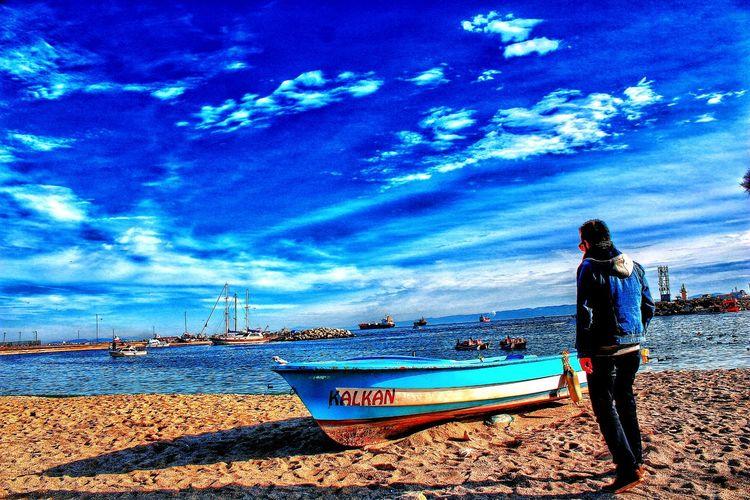 Blue Photography Sea Iatanbul Landscape Nature
