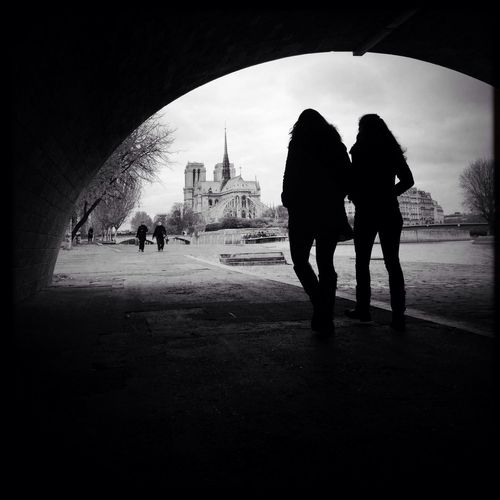 Happy Sunday... EyeEm Best Shots Hipstamatic EE_Daily: Black And White BNW PARIS