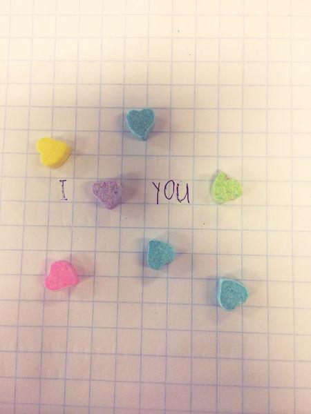 Lovehim♡ Hearts Candy