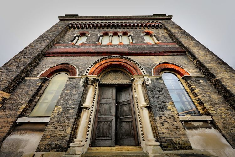 Crossness Pumping Station Architecture Low Angle View Building Exterior Built Structure Building Arch History