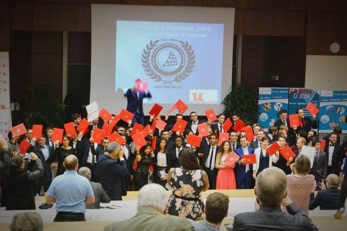 Ma remise de diplôme Graduation Graduation Ceremony Engineering Team Engineering School ESIREM Dijon My Student Life Engineering Student's Life