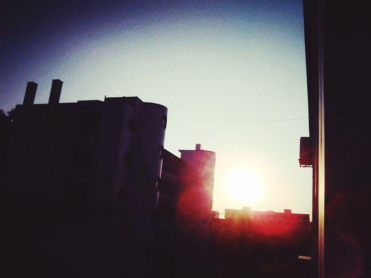 Beautiful Scenery Blue Sky Sunshine ☀ 想再见一面。