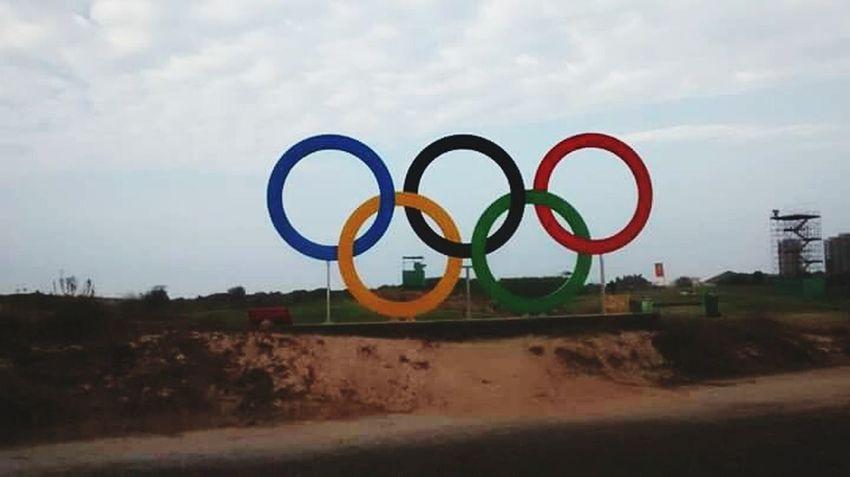 Olimpiadas2016 Dia Especial! Competition Competitive Sport Beautiful People Simbolo De União