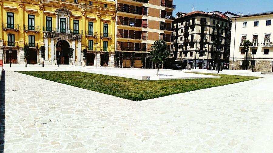 Architecture Building Exterior Avellino